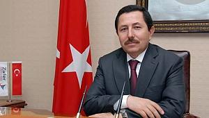 Vali İrfan Balkanlıoğlu'nun dayısı vefat etti