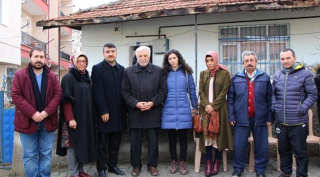 Mehmet Akif Akbaş için mevlit okutuldu
