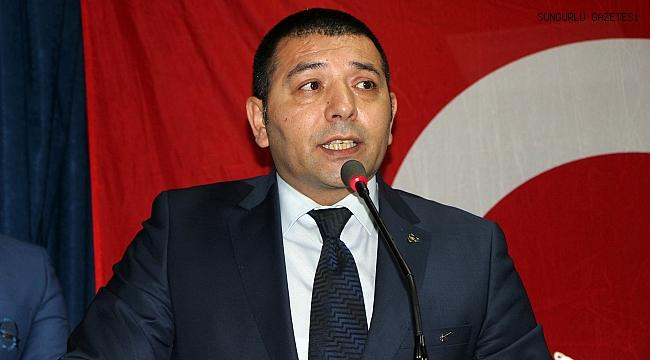 """""""Kurultayımız Türk milletine hayırlar getirsin"""""""