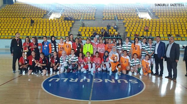 Futsal'ın şampiyonları belli oldu