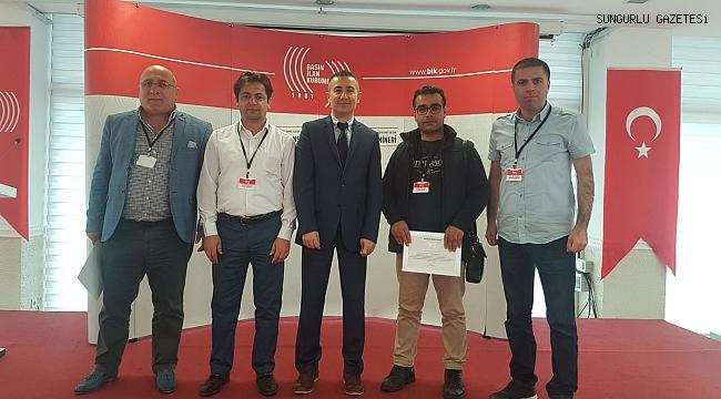 Eğitim semineri sertifika programıyla sona erdi