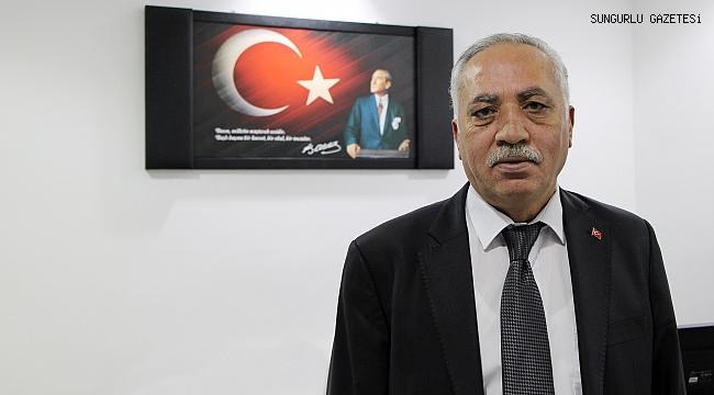 """""""Gazeteciler ve Basın Bayramı'nı kutluyorum"""""""