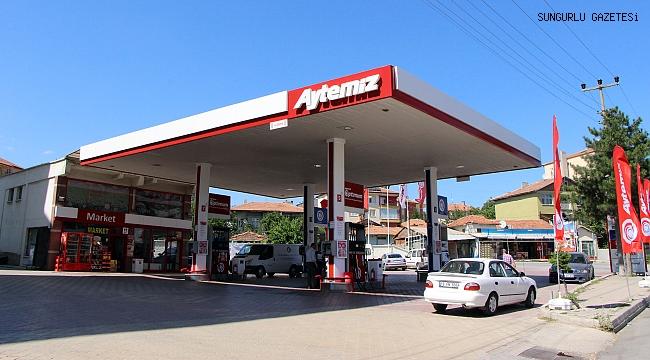 Ulusaloğlu Petrol'de gaz ayarı ücretsiz