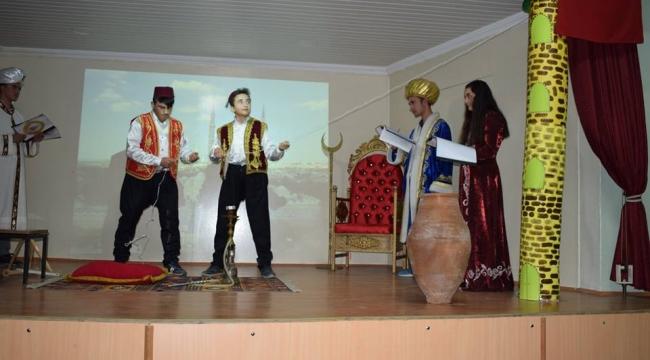 Anadolu Lisesinden 'Mimar Sinan' konulu program