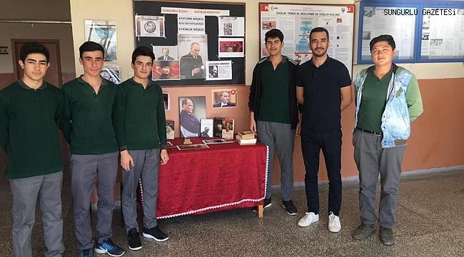 Öğrenciler Atatürk'ü tanıyıp tanıtacaklar