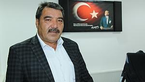 Ramazan Kalınsazlıoğlu, Yenihayat'a muhtar adayı oldu