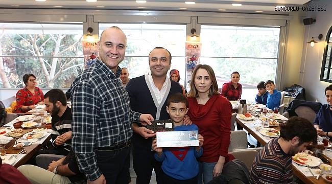 Larton Ambalaj, FOTOROAD yarışmasına sponsor oldu