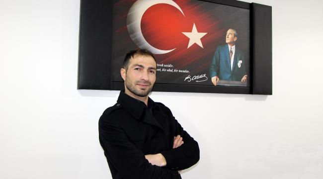 Aydın Ambarkütük Hacettepe'ye muhtar adayı oldu