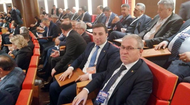 Mustafa Kürbüz, TOBB Türkiye Ekonomi Şurasına katıldı
