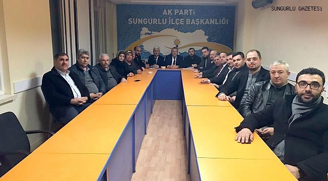 AK Parti yeni yönetimi belli oldu