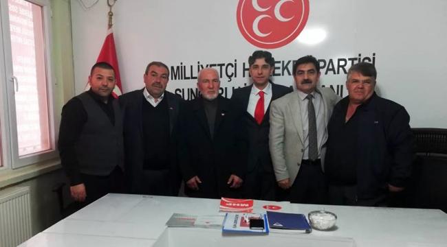 MHP Belediye Meclis Üyelerini açıklamaya devam ediyor
