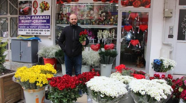 RMZ Çiçekçilik 'Sevgililer Günü'ne hazır