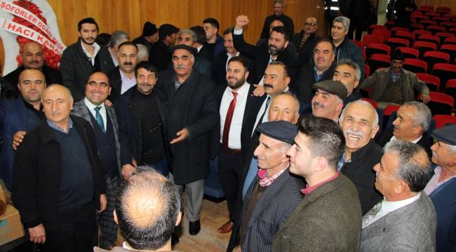 Ziraat Odası'nın Yeni Başkanı Ramazan Kelepircioğlu