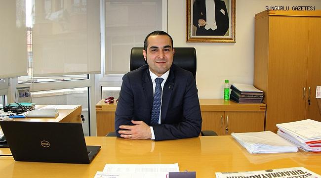 İş Bankası Şube Müdürü Togay Yüksel göreve başladı