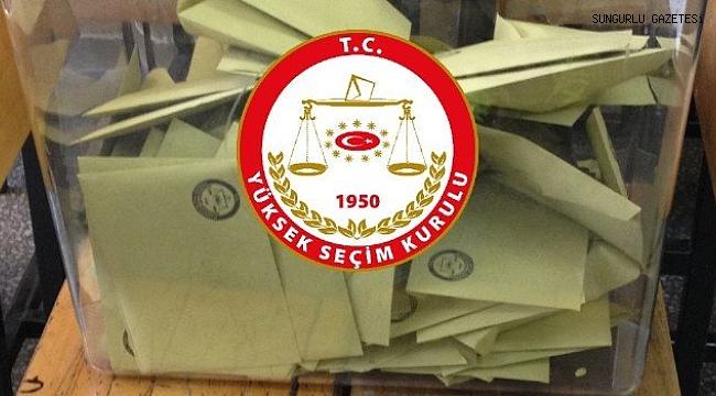 AK Parti YSK'ya başvurdu
