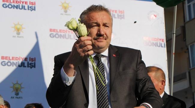 İlyas Özkan Sungurlu halkına teşekkür etti