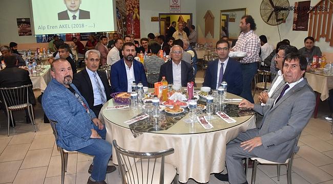 TSO'nun iftar yemeğine yoğun katılım