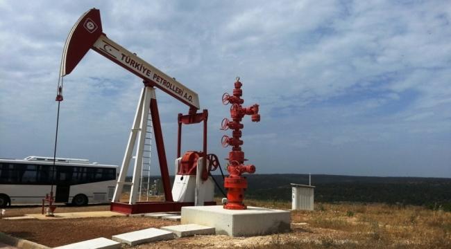 TPAO Sungurlu yakınlarında petrol arıyor