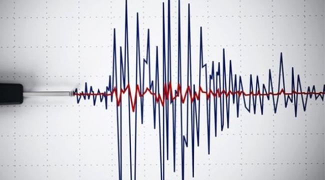 Sungurlu'da deprem oldu