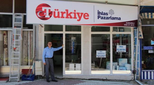 İhlas Pazarlama ve Türkiye Gazetesi yeni adresinde