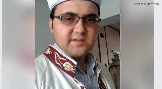 Genç imam örnek bir davranışa imza attı