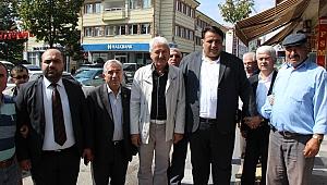 """""""Sulu tarıma geçilirse ilçede göç engellenir"""""""