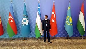 Akkaş, Özbekistan'da Türk İş ve Yatırım Forumu'na katıldı