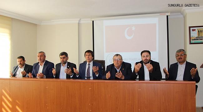 Sivil toplum kuruluşlarından Barış Pınarı'na tam destek