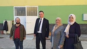 ENGİN EKER, SEVGİSUN'U ZİYARET ETTİ
