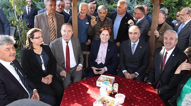 """""""İNŞALLAH TÜRKİYE'NİN HAYRINA OLUR"""""""