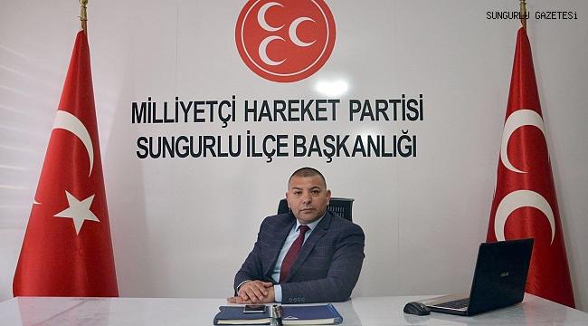"""""""ENOSİSİN ÇOCUĞU AKINCI'NIN ŞEREFİ VARSA İSTİFA ETSİN"""""""