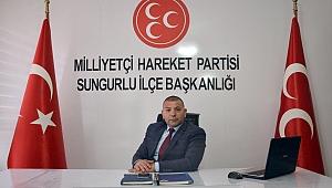 """""""MUZAFFER TÜRK MİLLETİ HAİNLERİ YERLE YEKSAN EDECEKTİR"""""""