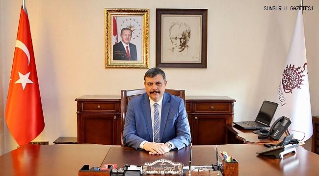 """""""ÇORUM'DA ŞUANA KADAR KORONA VİRÜSE RASTLANMADI"""""""
