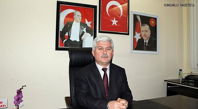 Başkan Özsarı'dan Diyanet İşleri Başkanı Erbaş'a destek
