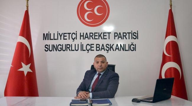 """YARALAR MİLLİ BİRLİK RUHUYLA SARILACAK"""
