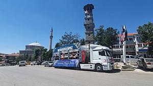 SUNGURLU'DA BAYRAM TIRI COŞKUSU