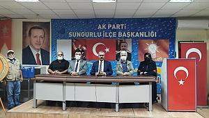 """""""HEDEFLERİMİZE KARARLILIKLA YÜRÜYECEĞİZ"""""""