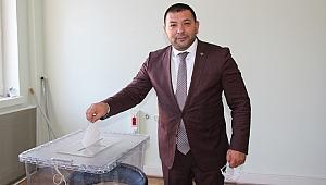 MHP'DE YASİN ŞAHİN İLE YOLA DEVAM EDİLDİ
