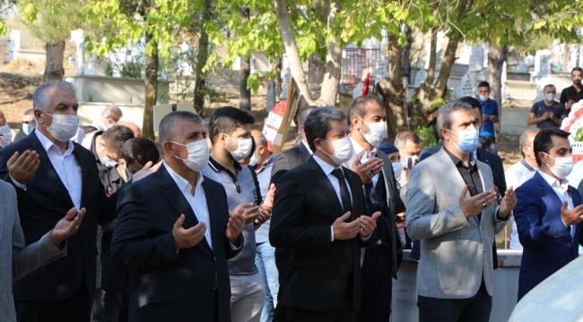 MHP İZMİR İL BAŞKANI VEYSEL ŞAHİN'İN ANNESİ VEFAT ETTİ