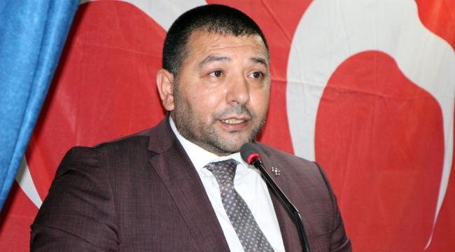 """""""MHP, TÜRK SİYASETİNİN ÇINARIDIR"""""""