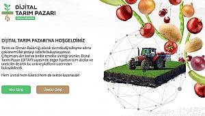 """DİJİTAL TARIM PAZARI"" SUNGURLU'DA TANITILDI"