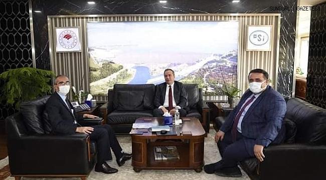 """""""KIRANKIŞLA BARAJI'NA ÖDENEK TAHSİS EDİLECEK"""""""