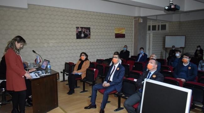 KADINA ŞİDDETE KARŞI 'SIFIR TOLERANS'