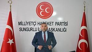 """""""ORTAK PAYDAMIZ TÜRK MİLLETİDİR"""""""