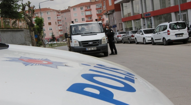 POLİS VE BEKÇİLER SAHADA ÇALIŞMALARINI SÜRDÜRÜYOR