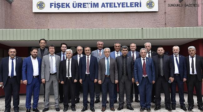 """""""BİRLİKTEN GÜÇ DOĞDU"""""""