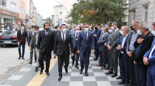 """""""SUNGURLU'DA BU BİRLİKTELİĞİ GÖRMEK İNANCIMIZI ARTIRDI"""""""
