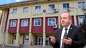 """""""RAPOR ALMADIM GELDİM HAKİM BEY!"""""""